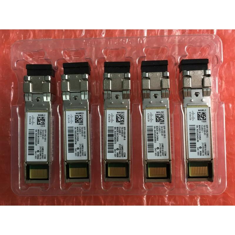 Genuine Cisco SFP-10G-SR-S